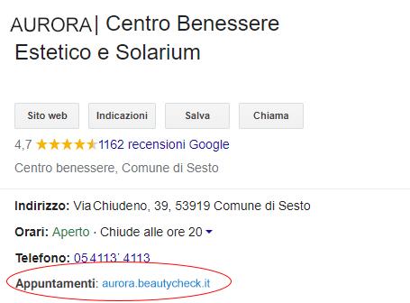google-booking-prenota